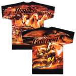 Jeff Gordon #24 Extreme Total Print T-shirt