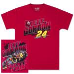 Jeff Gordon #24 Axalta Chassis T-shirt
