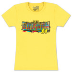 Jeff Gordon #24 Axalta Ladies Fabricator T-shirt