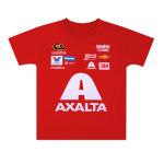 Jeff Gordon 2015 Chase Authentics  Axalta Youth Uniform Tee