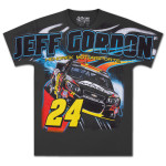 Jeff Gordon - 2014 Chase Authentics  Axalta Adult Momentum Total Print Tee