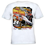 Jeff Gordon #24 2014 AAA 400 Race Winner T-shirt PRE-ORDER