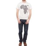 Men's ONE shirt by EDUN: African Thumbprint