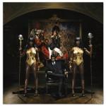 Santigold Master Of My Make-Believe Album Cover Poster