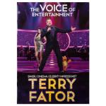 Terry Fator Program