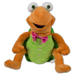 """Terry Fator - Winston the Impersonating Turtle 17"""" Puppet"""