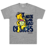 "Terry Fator Winston the Impersonating Turtle ""Bad Choices"" T-Shirt"