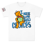 Terry Fator I Made Some Bad Choices Winston T-shirt