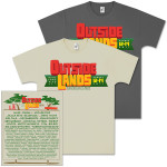 2011 Outside Lands Men's Main Event Logo Tee