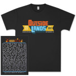 Outside Lands 2012 Main Event Tee