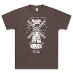 Outside Lands 2013 Sanfranpsycho T-shirt