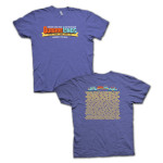 Outside Lands 2014 Main Event T-shirt