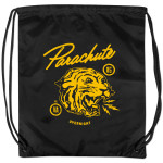 Parachute Tiger Overnight Drawstring Bag