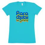 Women's Bubble Parachute T-Shirt