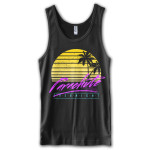 Parachute Sunset Tank