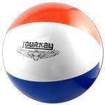 Journey Logo Beach Ball