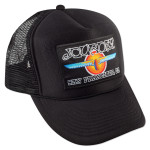 Journey 2014 Tour Scarab Wings Logo Trucker Hat