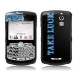 Take Luck Blackberry Curve Skin