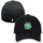 Black Take Luck FlexFit Hat