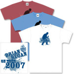 Brian Regan Tour 2007 T-Shirt