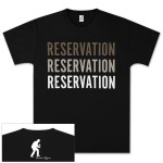 Brian Regan Reservation T-Shirt - Black