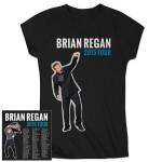 Brian Regan Women's 2015 Tour Shirt