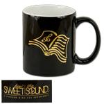 Gold Hymnal Mug