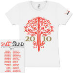 Ladies Tree of Life Tour Tee