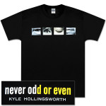 Kyle Never Odd or Even T-Shirt