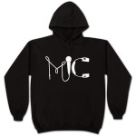 M.I.C Headphone Hoodie