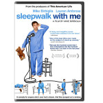 Sleepwalk With Me DVD - Autographed