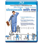 Sleepwalk With Me Blu-ray - Autographed