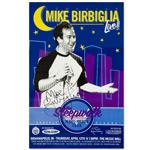 Autographed Sleepwalk Across America (Indianapolis) Tour Poster