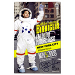 I'm in the Future Also Tour Poster - Autographed - New York