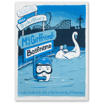 Limited Edition My Girlfriend's Boyfriend University of Richmond Tour Poster