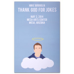 Mike Birbiglia Thank God for Jokes Poster