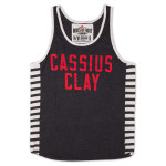 Ali Cassius Clay Striped Tank