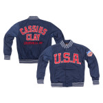 Cassius Clay USA Nylon Jacket