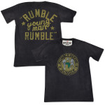 Muhammad Ali Rumble Young Man T-shirt