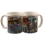 Pat Metheny - Day Trip Mug 2