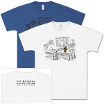 Pat Metheny - Orchestrion Snowcat T-Shirt