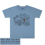 Pat Metheny - Orchestrion Snowcat Youth T-Shirt