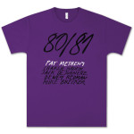 Pat Metheny - 80/81<br>Vintage T-Shirt