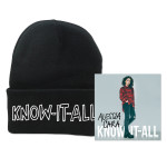 Know-It-All Signed CD + Beanie