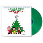 A Charlie Brown Christmas - Vince Guaraldi Trio Green Vinyl LP