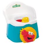 Sesame Street 1-2-3 Learn w/ Me Potty Chair