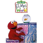 Elmo's World DVD