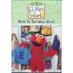 Elmo's World: Head to Toe DVD