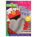 Elmo Loves You! DVD