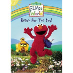 Elmo's World: Reach for the Sky DVD
